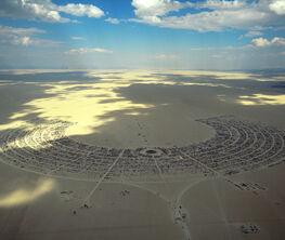 Burning Man by Gabe Kirchheimer