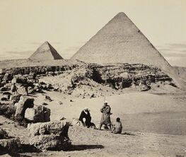 Cairo to Constantinople: Early Photographs of the Middle East
