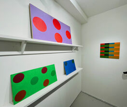 Oli Sihvonen:  Small Works From 1963 to 1989: Studies on Canvas and Panel