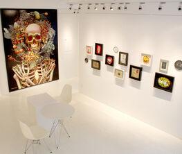 REIJINSHA GALLERY - Reiko Meguro Solo Exhibition: Skeletons and Flowers