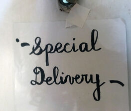 Special Delivery by Colette  Lumière/Aka People of Victory