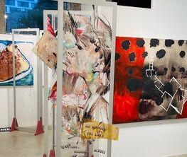 Hopscotch | Visual Artists Marsha Nouritza Odabashian and Jennifer Jean Okumura together with Poets Nancy Agabian and Celeste Nazeli Snowber