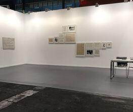Del Infinito at ARCOmadrid 2018