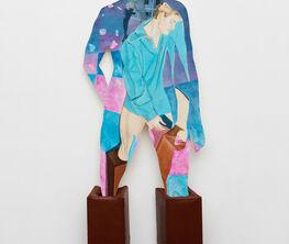 galerie frank elbaz at Art Paris 2021