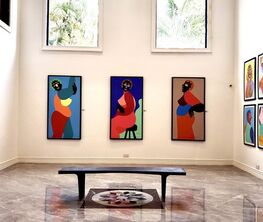 SMO Contemporary Art at 1-54 London 2021