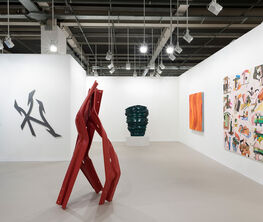 Buchmann Galerie at Art Basel 2021