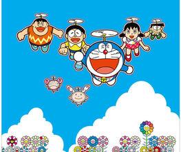 Takashi Murakami: Superflat Doraemon