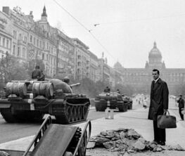 Prague Spring 1968-'69   The Funeral of Jan Palach