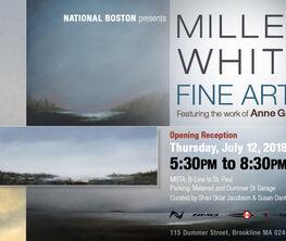 Miller White at National Boston