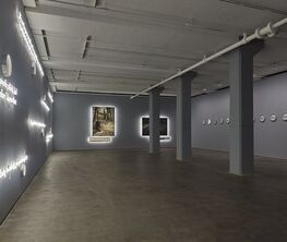 Joseph Kosuth   'Existential Time'