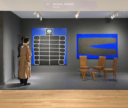 Michael Werner Gallery at ADAA: The Art Show 2020