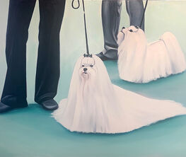 Lydia Blakeley: Dog Show