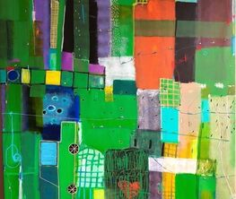 LouiSimone Guirandou Gallery  at 1-54 Marrakech 2019