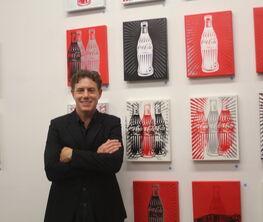 Burton Morris: Coke 100