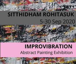 """Improvibration"""" Abstract Painting Exhibition"""