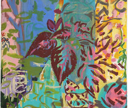 Margaret Tsirantonakis: Garden Muses