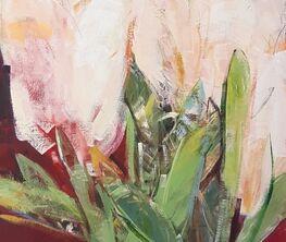 Gardens of Tulips: Bożena Lesiak - paintings