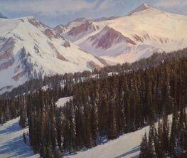 John Taft, Solo Exhibition, New Western Landscapes