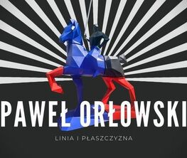 Line and surface retrospective exhibition by Paweł Orłowski