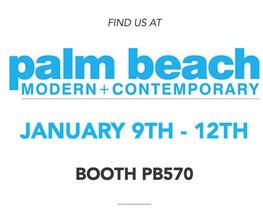 Bel-Air Fine Art at Palm Beach Modern + Contemporary 2020