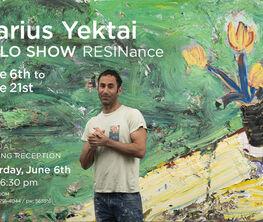 Darius Yektai RESINance