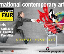 Malagacha Gallery  at Contemporary ART FAIR Paris 2019