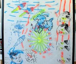 Peter Mars Art Explosion