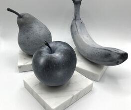 H&T. A,S&H. B&W. (Heel&Toe. Apple,Stone&Human. Black&White.)