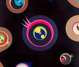 Takashi Murakami: Jellyfish Eyes