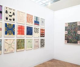 Patrick Heide Contemporary at Art On Paper, the Brussels Contemporary Drawing Fair 2018