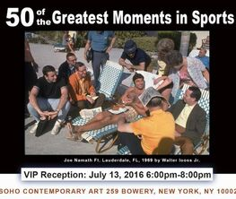 50 Greatest Moments in Sports