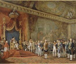 Pius VII Faces Napoleon: The Papal Tiara in the Eagle's Talons
