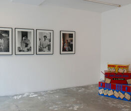 Galerie Dominique Fiat at LE PARIS