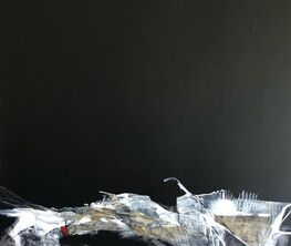 """""""Line of Sight"""", a collection of new paintings made during lockdown and beyond by Nina Archer"""