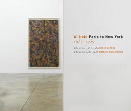Al Held: Paris to New York 1952–1959