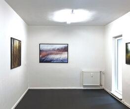 Heiko Huber – Landscape with gun and chandelier