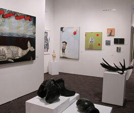 DECORAZONgallery at Art Palm Springs 2017