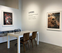 LAYERS: The Art of Hadi Salehi's Photography - A Solo Exhibition
