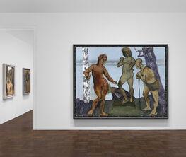 """Markus Lüpertz: Recent Paintings"""