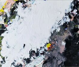 Influence of Externalities:  Feng Xiang-Cheng Abstract Painting Invitation Exhibition