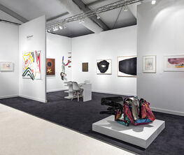 Helwaser Gallery at Art Miami 2018