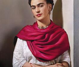 Portraits of an Artist - Images of Frida Kahlo
