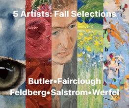 5 ARTISTS: FALL SELECTIONS