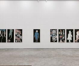 Kwan Yun solo exhibition - 15cm