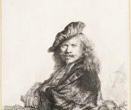 The Line of Inspiration: Master Prints from Albrecht Dürer & Rembrandt van Rijn