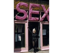 Sheila Rock: From Punk to the English Sea