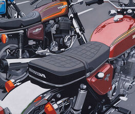The Art of Motorcycles