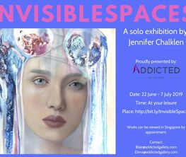 Invisible Spaces: A [Virtual] Solo Exhibition by Jennifer Chalklen