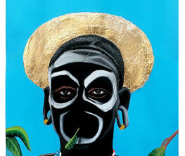 'The Disappearing Tribe' a solo exhibition by Cassius Khumalo