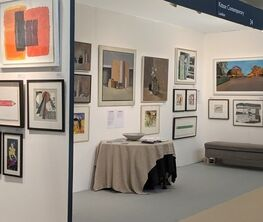 Kittoe Contemporary at The Art & Antiques Fair - Olympia London 2019
